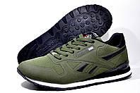 Кроссовки мужские Reebok Classic Leather TM, Зелёные