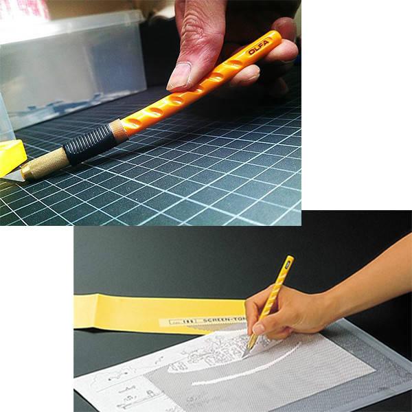 Нож скальпель Olfa AK-1, фото 3