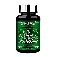 Scitec Nutrition Витамины Euro Vita-Mins (120 tab)