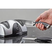 Качественная электрическая точилка для ножей, фото 2