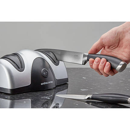 Автоматическая электрическая точилка для ножей, фото 2