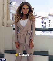 Женский костюм пиджак + брюки, фото 1