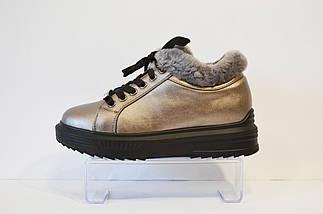 Ботинки женские эко кожа Sopra 78-1, фото 3