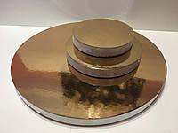Подставка под торт усиленный пенопласт.