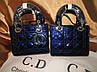 Сумка Копия Christian Dior - Lady Dior люкс копия, фото 7