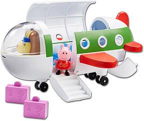 Игровой набор Peppa - САМОЛЕТ ПЕППЫ (самолет, фигурка Пеппы)  06227
