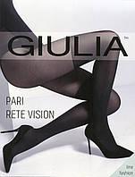 Стильные колготки с имитацией чулка GIULIA  PARI  RETE VISION 60 модель 1