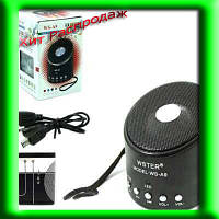 Портативная Колонка MP3 fm micro SD SPS WS A9