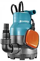 Насос дренажный для чистой воды Gardena 6000 Classic