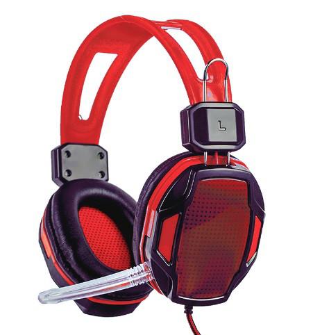 Игровые наушники проводные SOYTO SY833MV с микрофоном оголовные