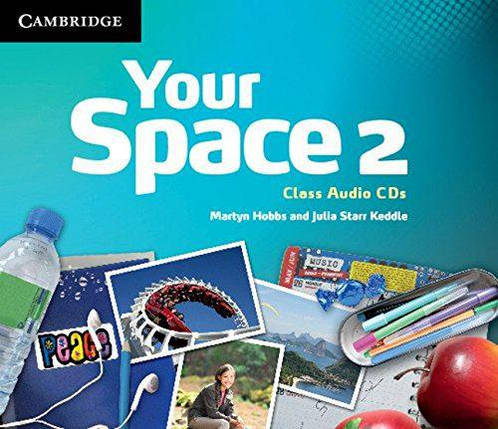 Your Space 2 Audio CDs, фото 2