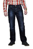 Джинсы мужские Crown Jeans модель 2672 (DN 72)
