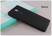 Силіконовий TPU чехол JOY для Xiaomi RedMi Note 4 чорний