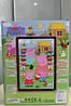 Большой Детский интерактивный планшет Свинка Пеппа 3883H2, фото 2