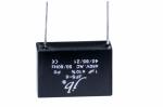 Конденсатор 2 µF 450 VAC; ±10%; 37x14x23мм