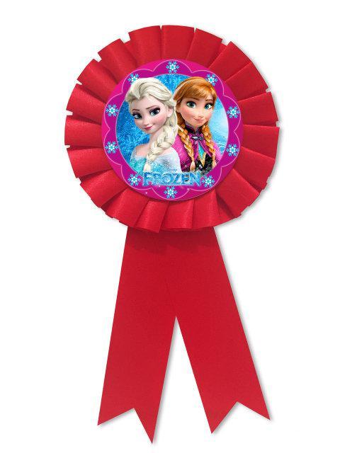 Медаль детская Холодное сердце Эльза и Анна подарочная
