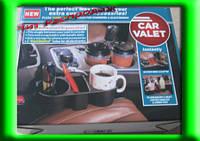 Автомобильная подставка для стаканов Car Valet