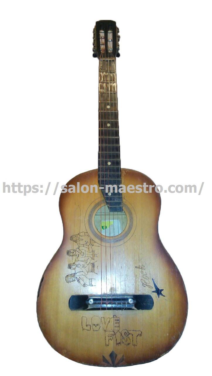 ( 01\1359 ) Черниговская Гитара 3\4 для Юного Гитариста
