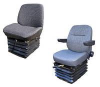 Сиденье гидравлическое МТЗ с подлокотником
