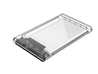 "Внешний карман ProLogix для подключения SATA HDD 2.5"", USB 3.0, Clear (PMR-U27F-CLEAR)"