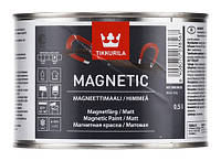 Магнитная краска  Тиккурила Магнетик, 0.5л