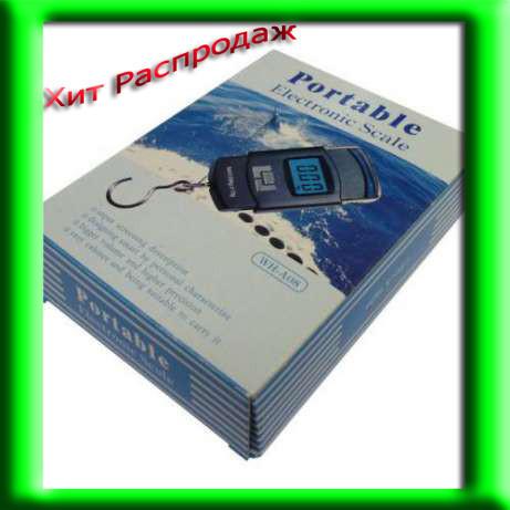 Цифровые электронные весы кантер WH-A08  (до 50 кг)