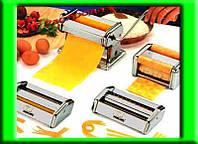 Лапшерезка, паста машина, машинка для изготовления  макарон, спагетница