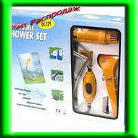 Автомобильный душ AUTO SHOWER SET 12V Походный душ