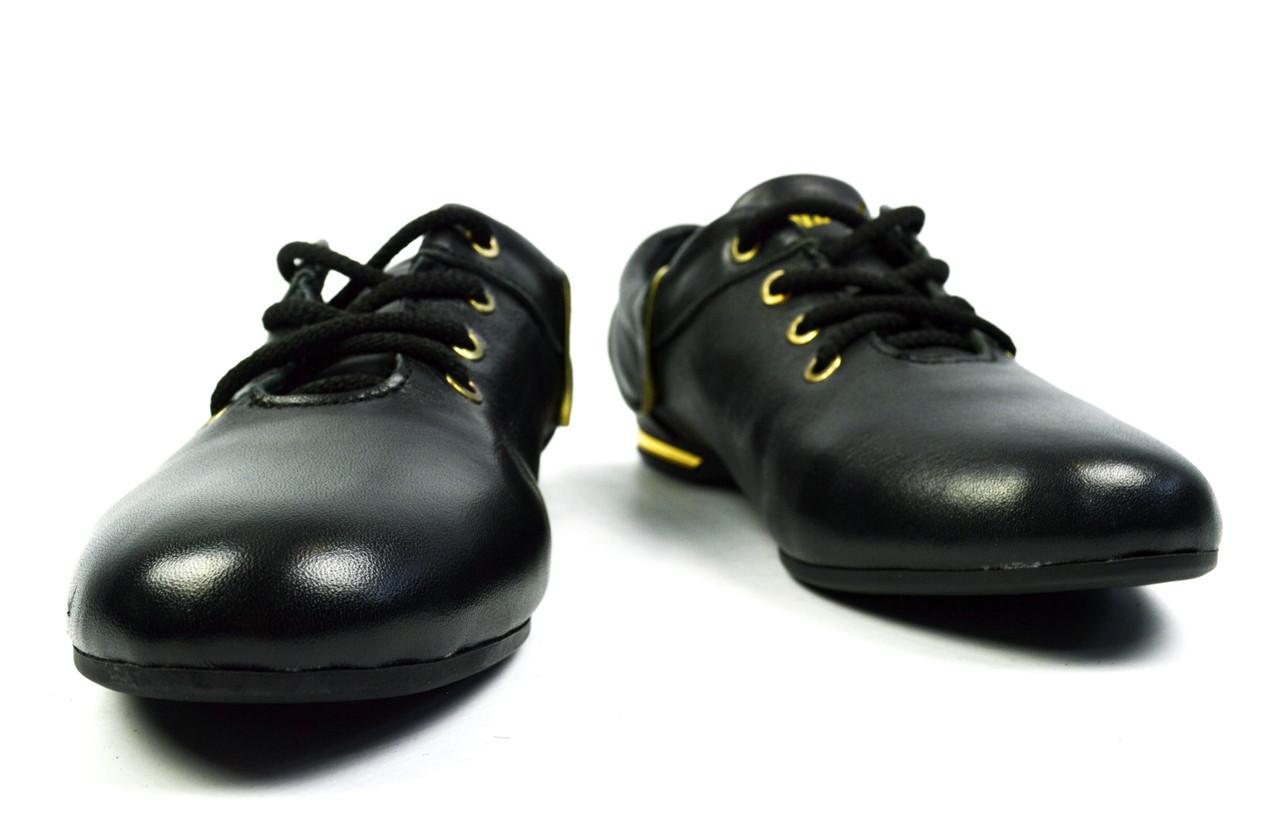 ... Черные кожаные кроссовки женские 3e72e6f377a67