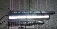 Световая панель LED 315-5. 12-24 В. жёлтая, белая, стробоскопы светодиодные., фото 1