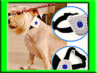 Ошейник антилай для собак Bark Stop Collar / Электроошейник