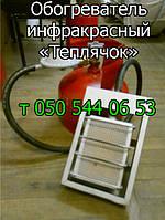 Горелка газовая инфракрасного излучения (для обогрева помещений)