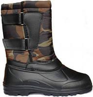 Ботинки мужские с застёжками-липучками Кредо «Термос» р.43-44