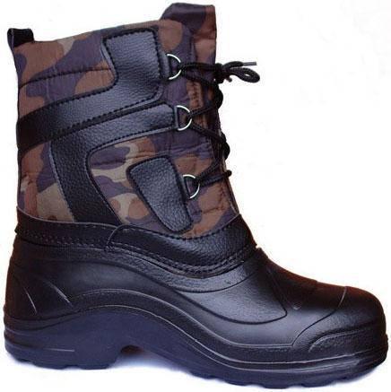 Ботинки мужские со шнуровкой Кредо «Термос» р.44-45, фото 2