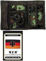 Бумажник Бундесвера флектарн на липучках MFH 30923V
