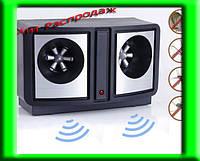 Электронный Отпугиватель мышей, крыс и насекомых - DUAL SONIC PEST REPELLER