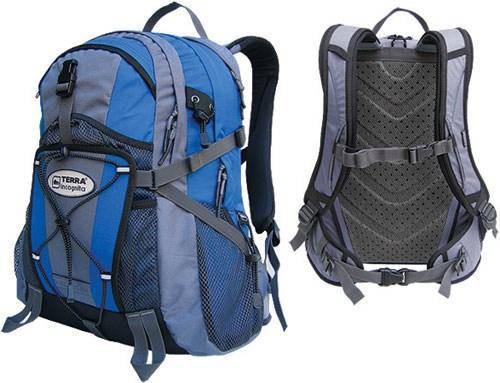 Рюкзак Terra Incognita Vector 32 синий/серый, фото 2