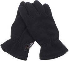 """Перчатки """"Thinsulate"""" флисовые, чёрные (XL) MFH 15403A"""