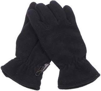 """Перчатки """"Thinsulate"""" флисовые, чёрные (XL) MFH 15403A, фото 2"""