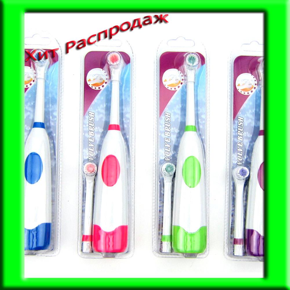 Электрическая зубная щётка,Щетка На Батарейках