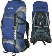 Рюкзак туристический Terra Incognita Trial 75 синий/серый