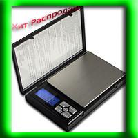 Весы ювелирные электронные Notebook Series Digital Scale до 500 гр.