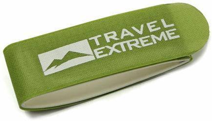 Стяжка для горных лыж 140мм Travel Extreme, фото 2