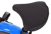 Велотренажер Hop-Sport HS-010H Rio blue  для дома и спортзала, Львов, фото 3