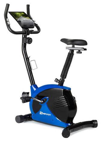 Велотренажер Hop-Sport HS-2080 Spark blue для дома и спортзала , Львов, фото 2