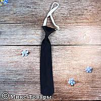 Галстук для малыша от года до 5 лет Чёрного цвета (6012-1)