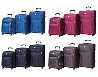Сертифицированная компания Подробнее. 2543UAH. 2543 грн. В наличии.  Дорожный чемодан Bonro Tourist на колесах набор 3 штуки. Интернет-магазин