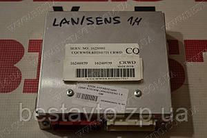 Блок управління двигуном lanos/sens 1,4