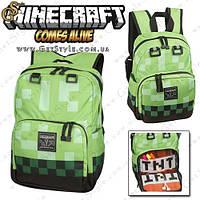 """Рюкзак Minecraft - """"Minecraft Backpack"""" - новая модель!"""