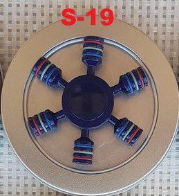 Спиннер металлический Премиум класс в подарочной упаковке S-19